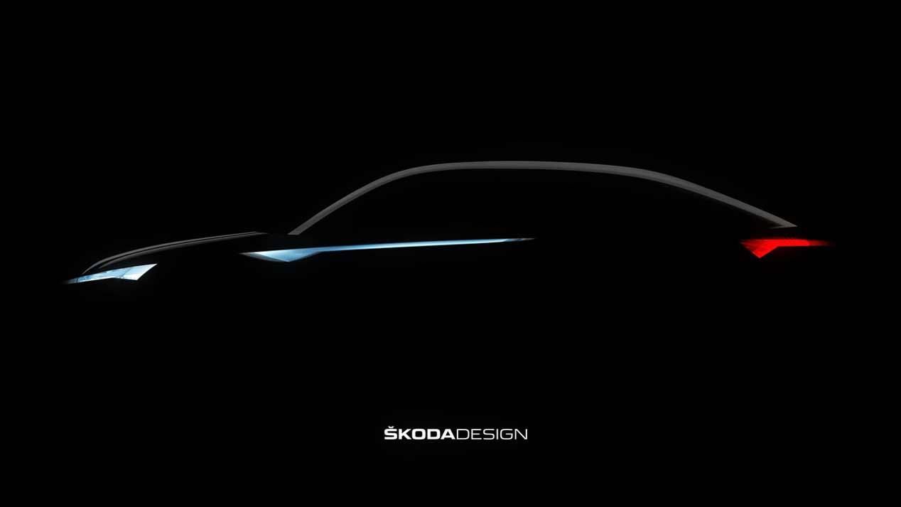 Skoda Vision E Concept, nuevas fotos