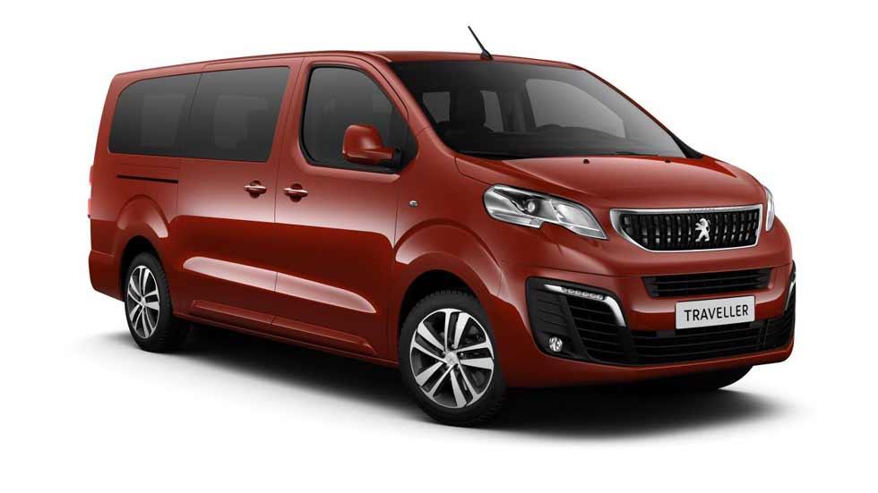 Descubre el nuevo Peugeot Traveller Long
