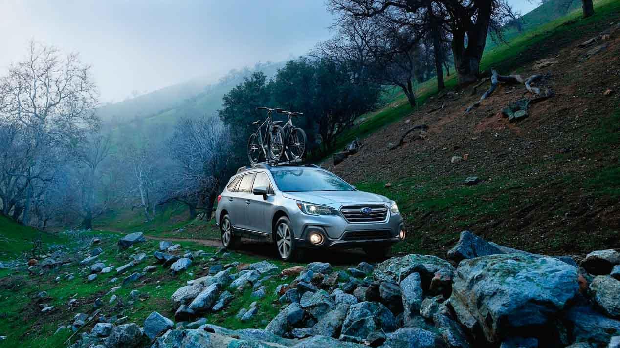 El Subaru Outback actualiza imagen y equipamiento y presenta mejora técnicas