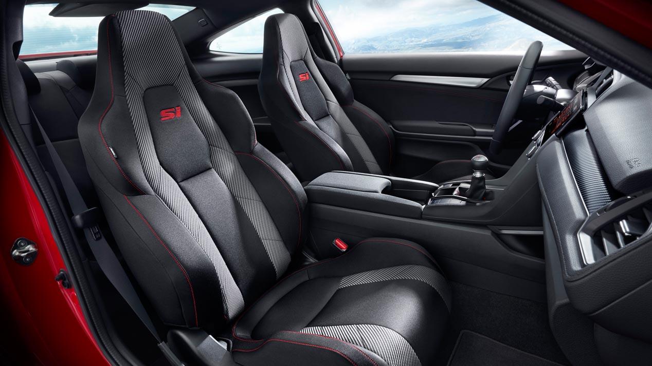 Honda Civic Si Coupé, el GTi coupé de Honda