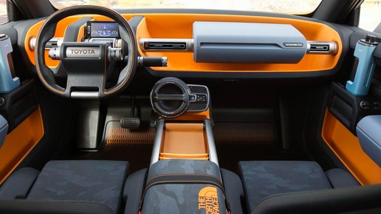 Toyota FT-4X Concept, la reencarnación del mito todo terreno