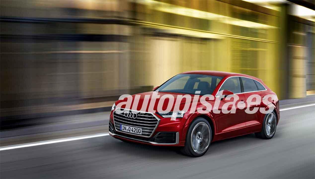 Así serán los nuevos SUV de Audi: el Q4 y el Q8