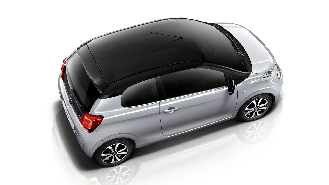 Citroën C1 City Edition: el utilitario C1 se acicala para la ciudad.