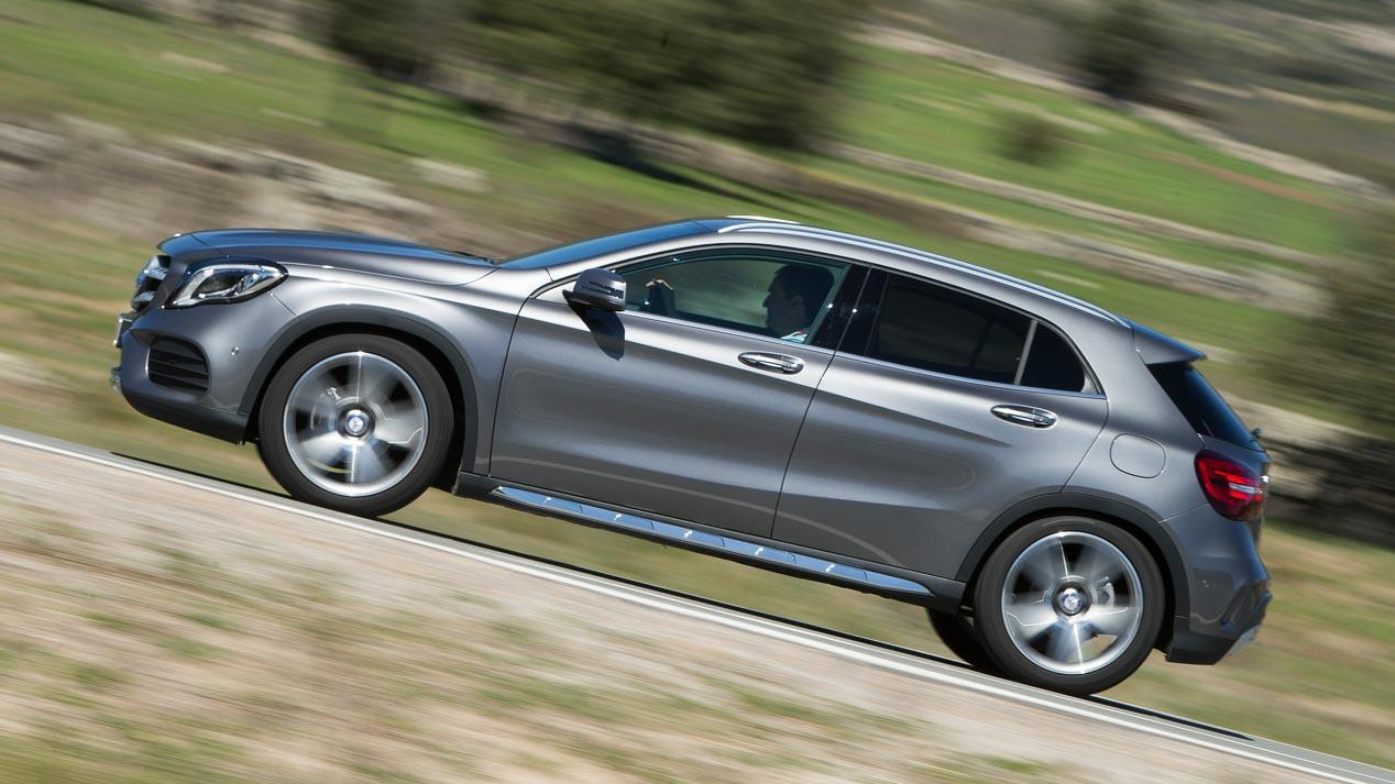 Probamos el nuevo Mercedes GLA 200d, ¡gran SUV!