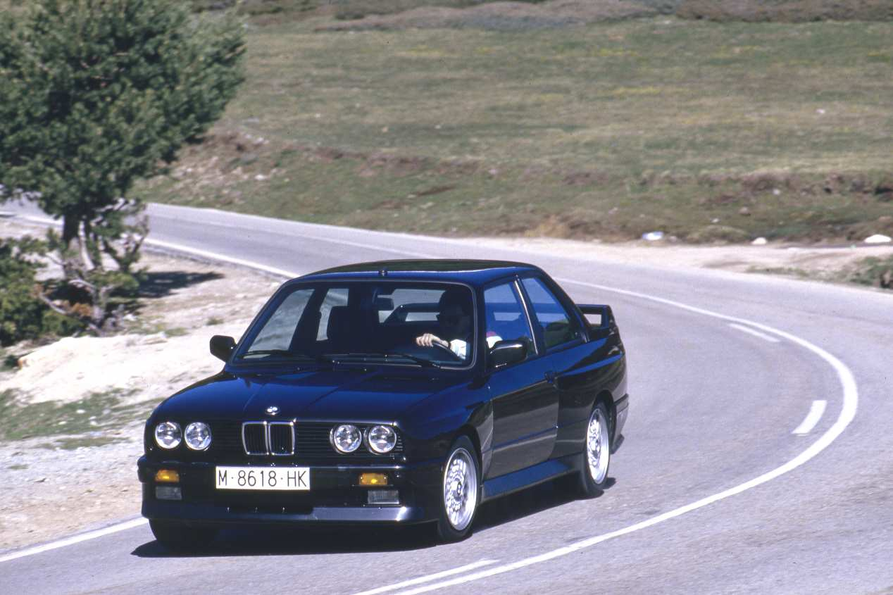 BMW M3: la historia de un deportivo mítico