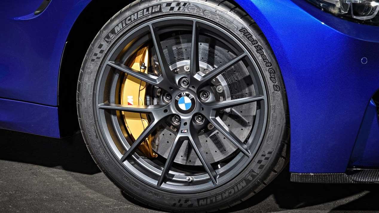 BMW M4 CS: edición especial con más potencia y menos peso