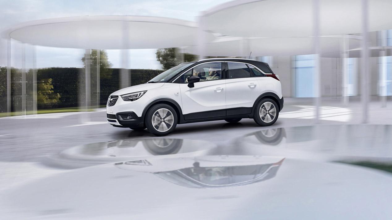 El duelo de SUV que viene: Opel Crossland X vs Renault Captur