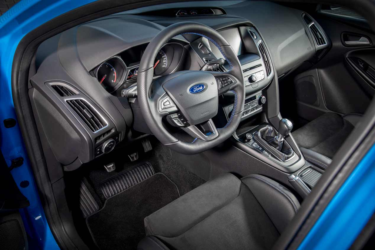 Ford Focus RS: analizamos sus consumos reales