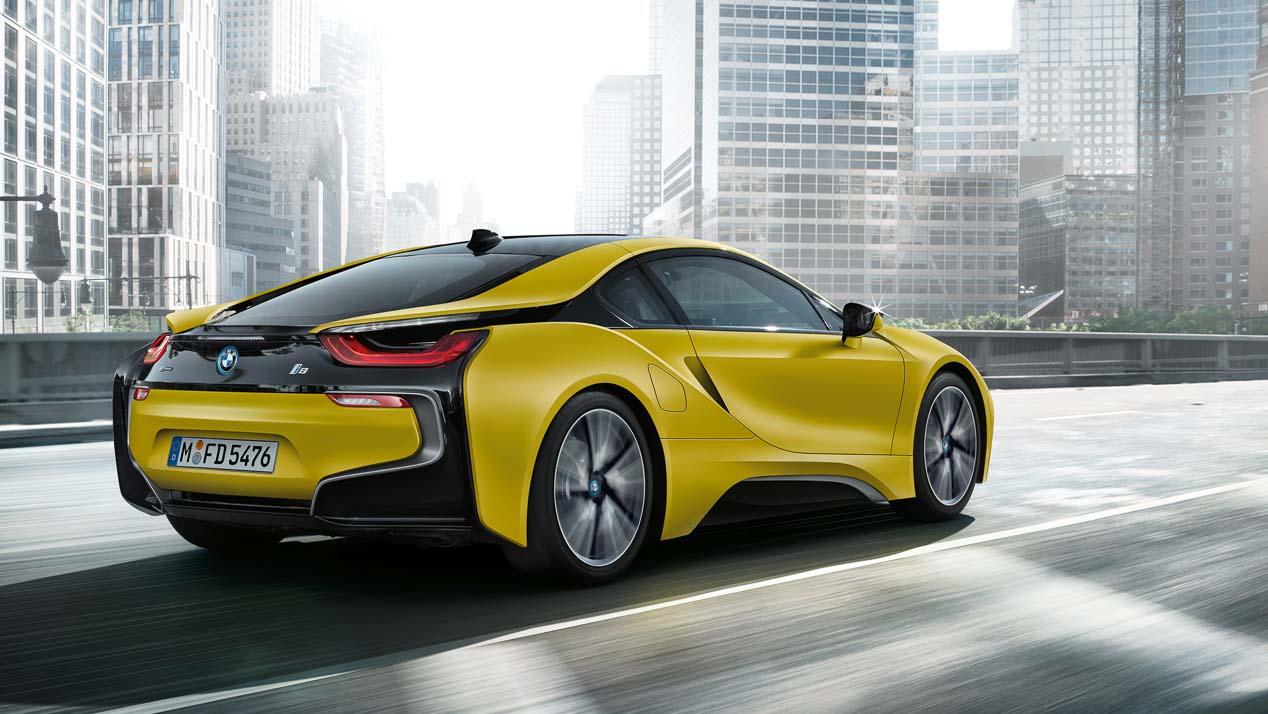 Los mejores coches del Salón de Shanghai