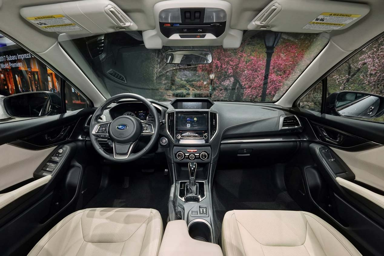 Los 10 coches con el mejor interior