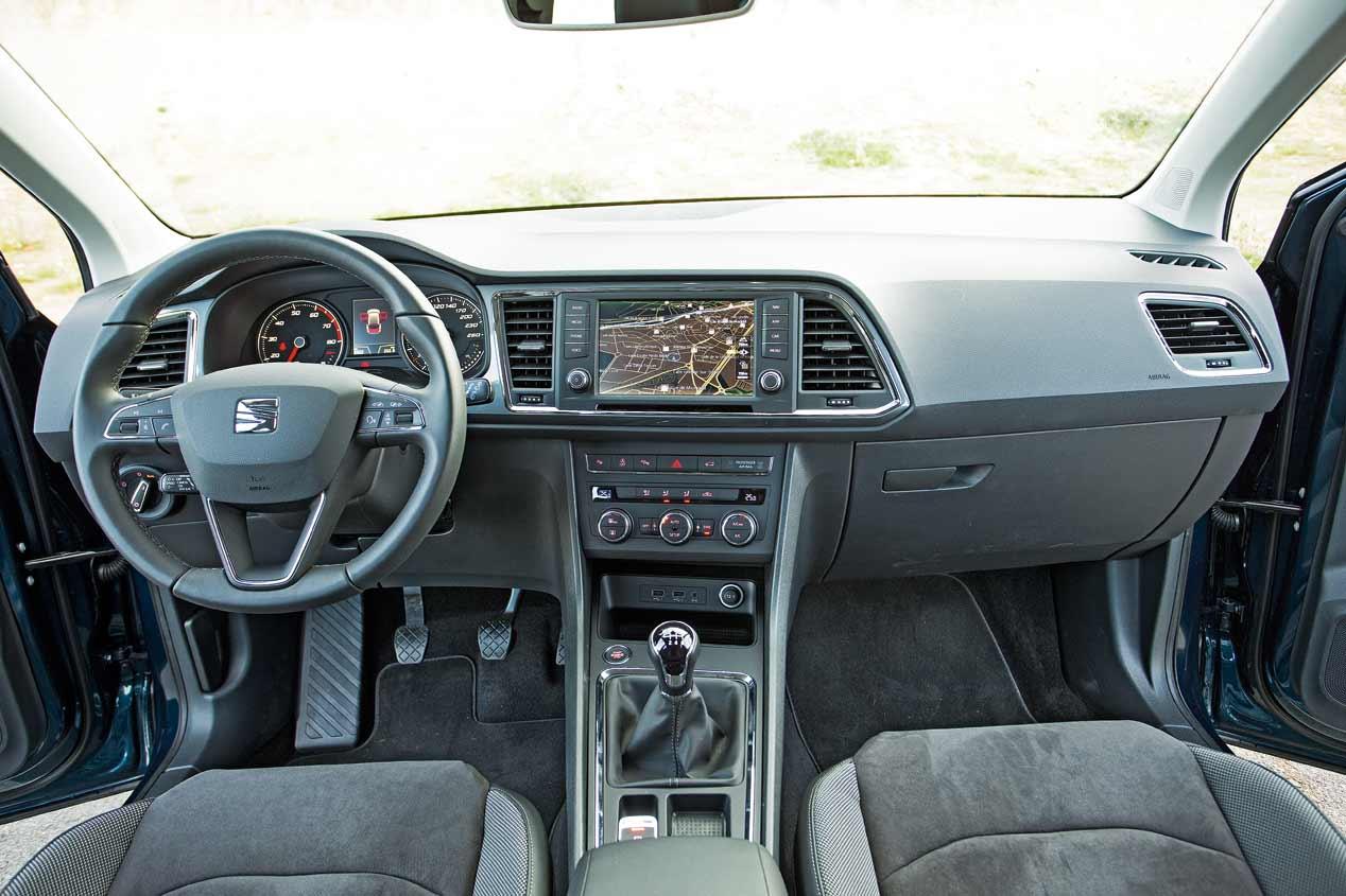 Seat Ateca 1.0 TSI 115 CV: fotos del Ateca más barato