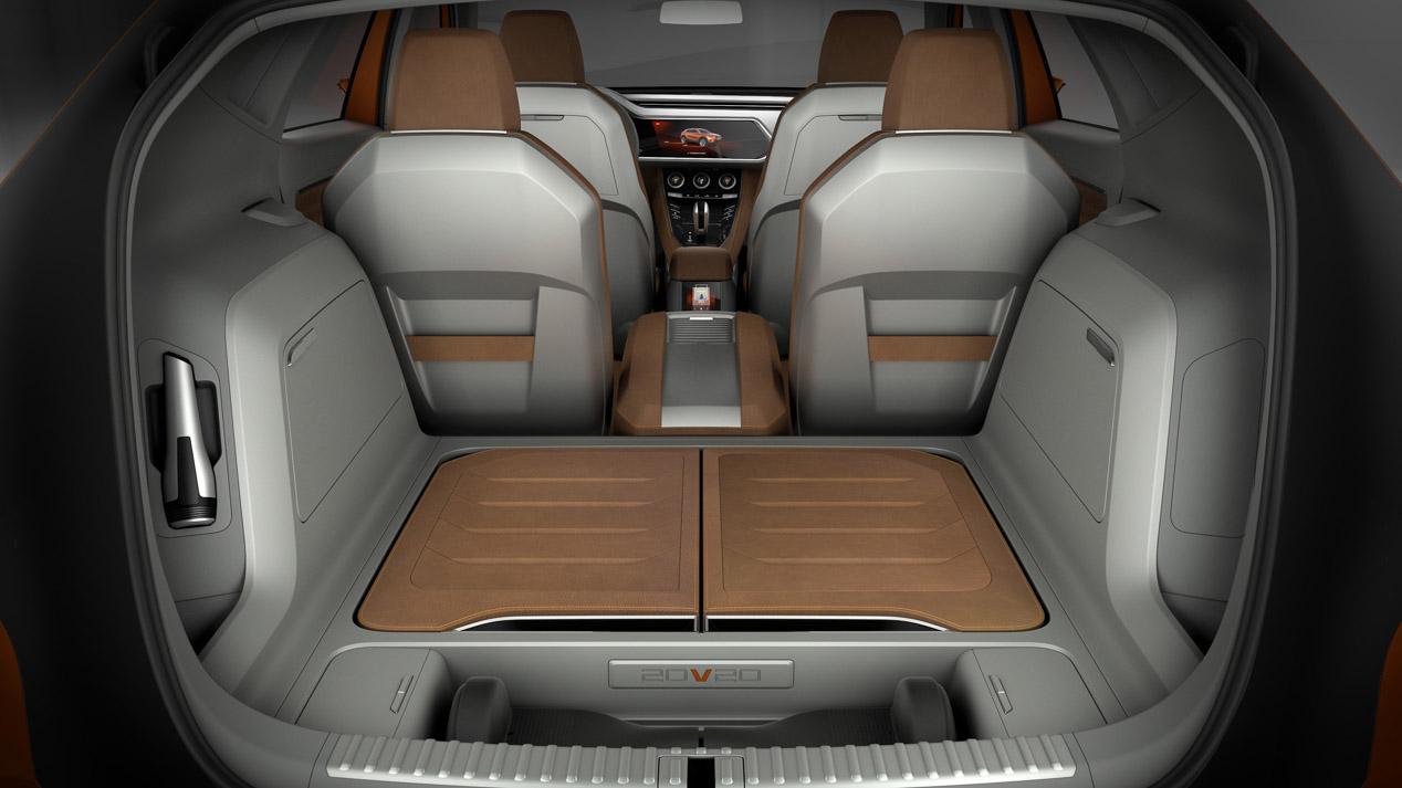 Seat SUV de 7 plazas y Skoda Kodiaq Coupé: nuevas imágenes