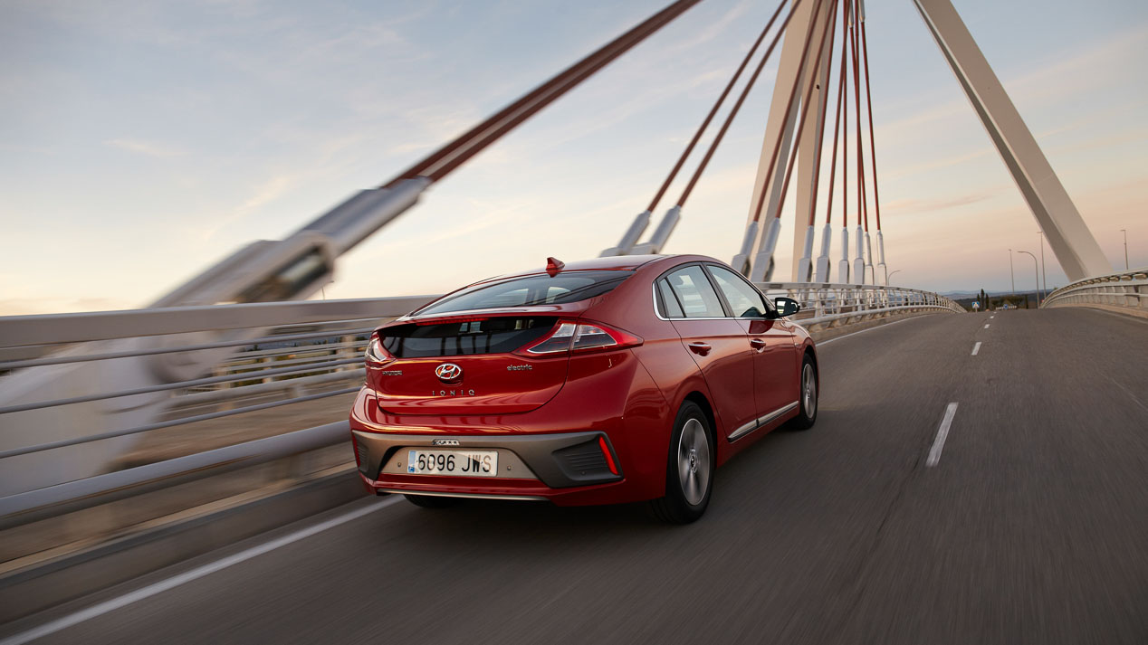 El Hyundai Ioniq Eléctrico llega a España