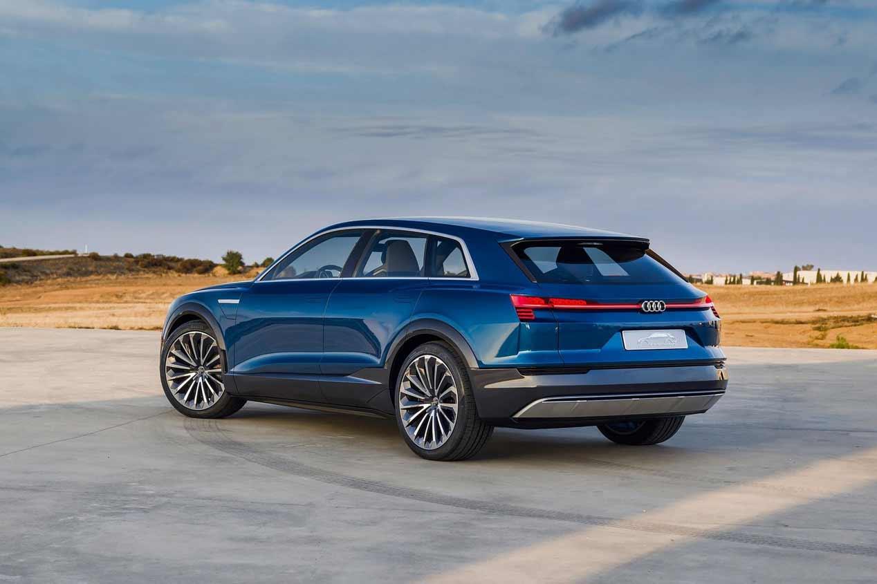 Audi Etron Quattro >> Audi E-tron Quattro 2018: el nuevo SUV eléctrico, ya a la venta | Novedades | Autopista.es