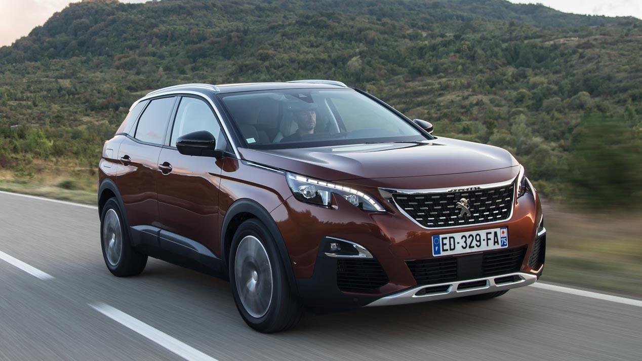 Comparativa: Kia Sportage 1.7 CRDi vs Peugeot 3008 1.6 BlueHDi vs Renault Kadjar 1.5 dCi
