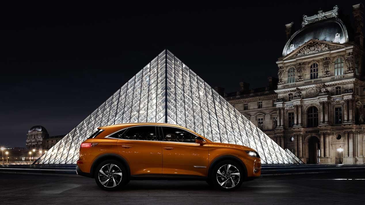Peugeot 3008, DS 7 Crossback y Citroën C5 Aircross: los tres nuevo SUV de PSA