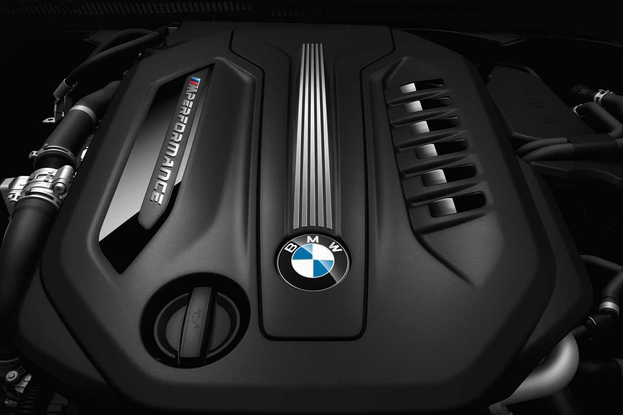 BMW M550d xDrive Touring, las fotos de un familiar muy deportivo