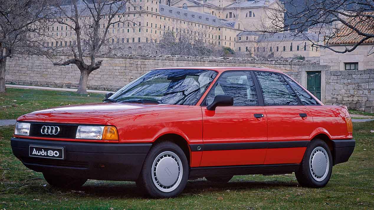 Los mejores coches y deportivos de finales de los años 80