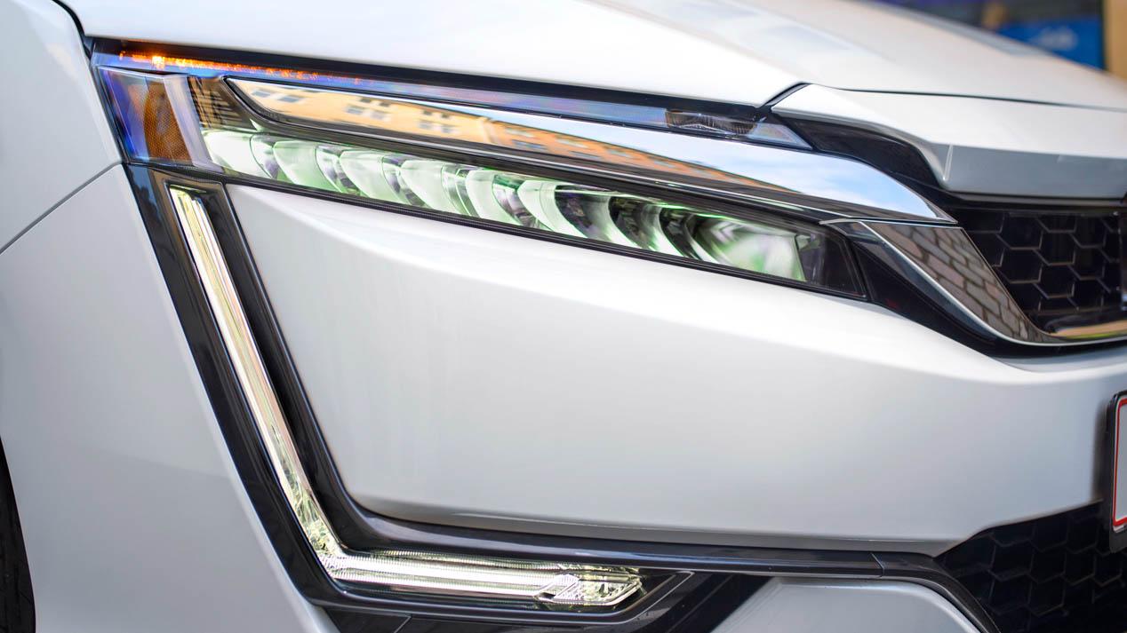 Conducimos el Honda Clarity Fuel Cell, que ya rueda por Europa
