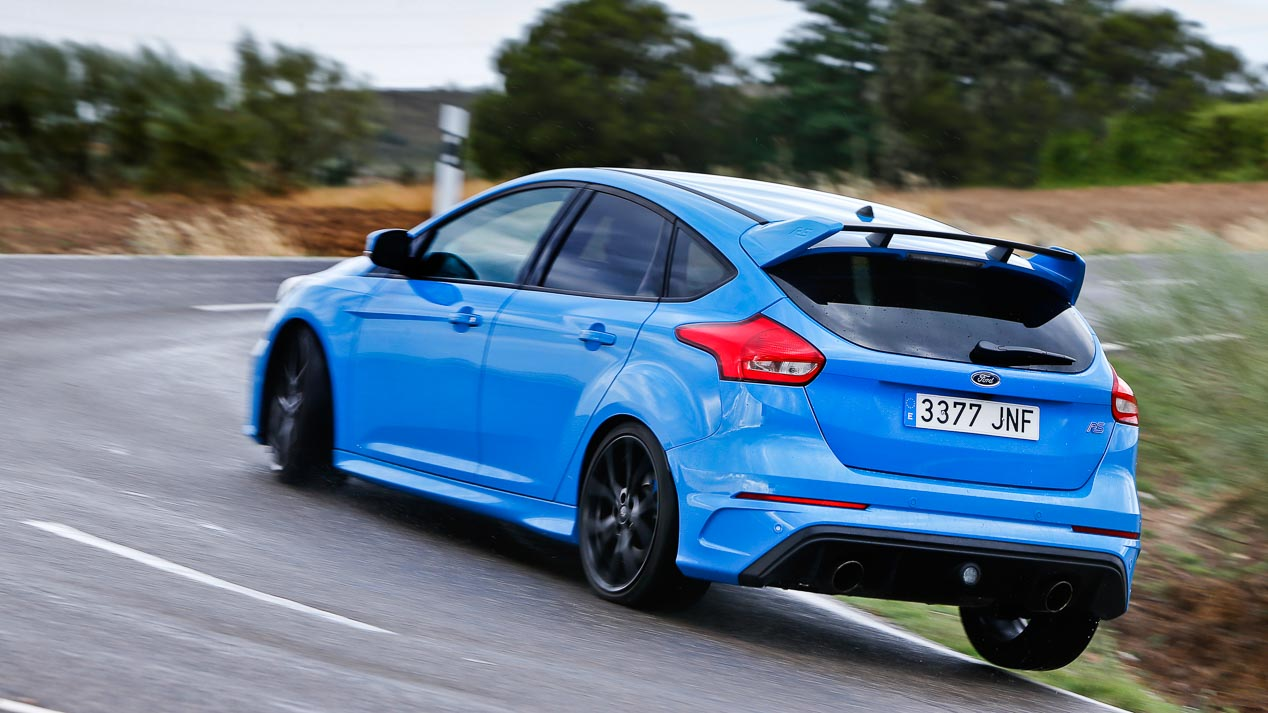 Ford Focus RS 350