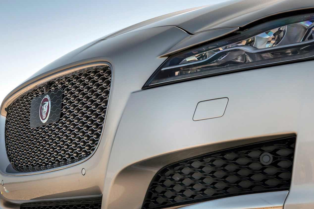 Jaguar XF Sportbrake 2017, lo conoceremos en verano