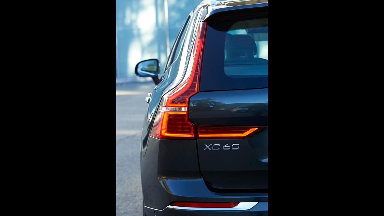 Nuevo Volvo XC60, ya en producción