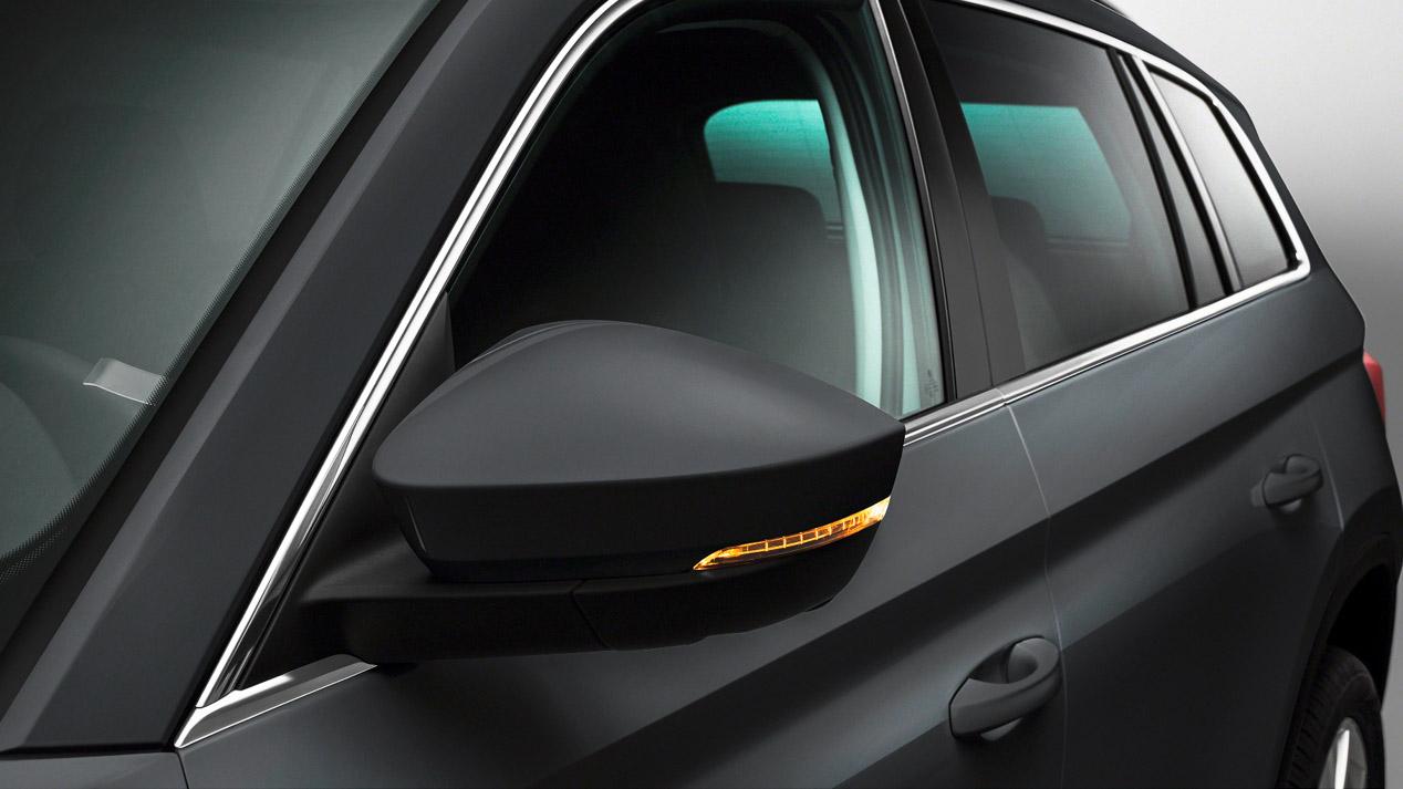 Ya es oficial: el SUV que sustituirá al Yeti se llamará Skoda Karoq