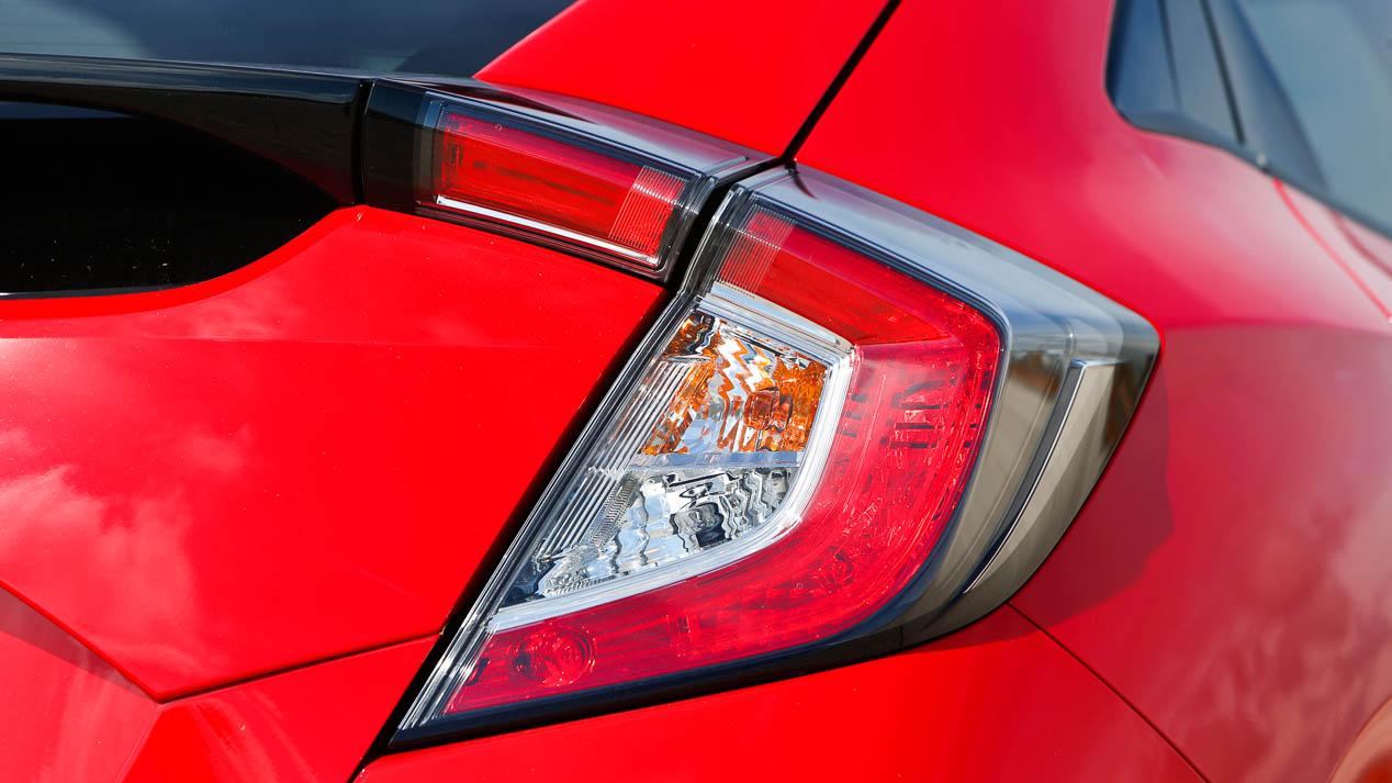 Honda Civic 1.5 VTEC Turbo 182 CV, prueba a fondo