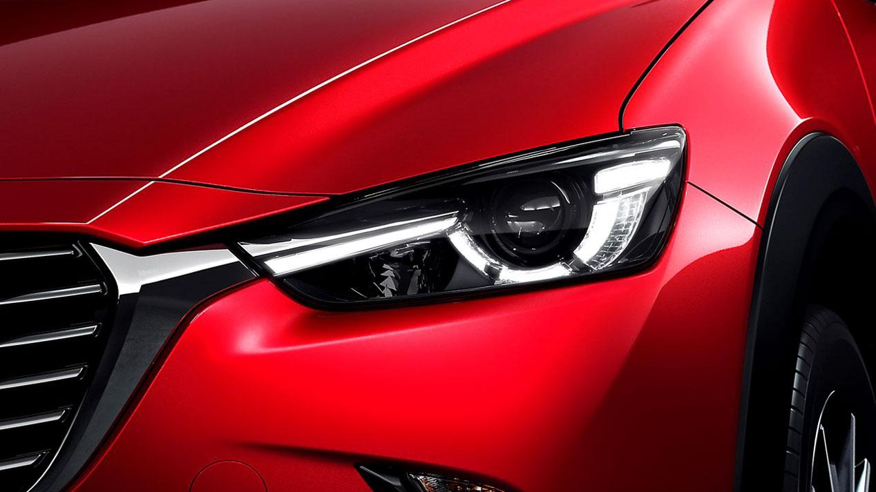 Mazda celebra el lanzamiento del CX-3 2017 con una versión especial Senses Edition, de gran equipamiento