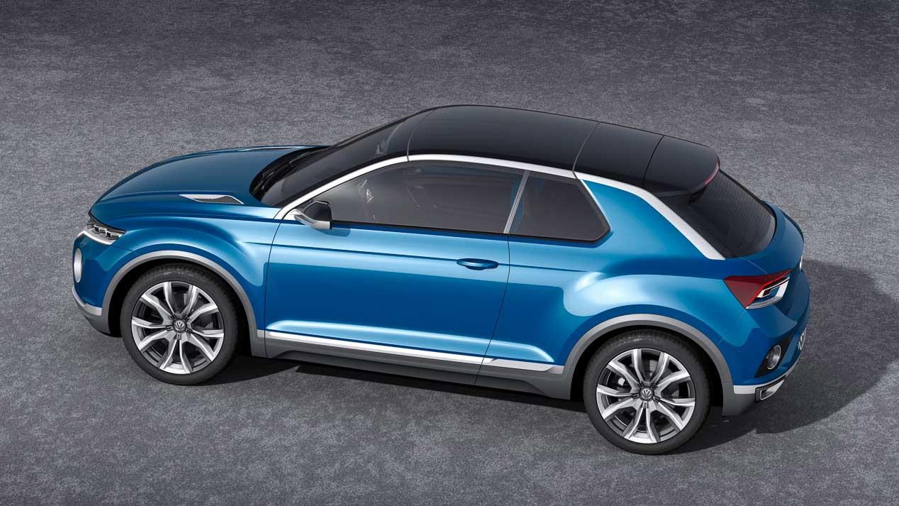 Volkswagen T-Roc: más fotos, datos y primer vídeo del SUV