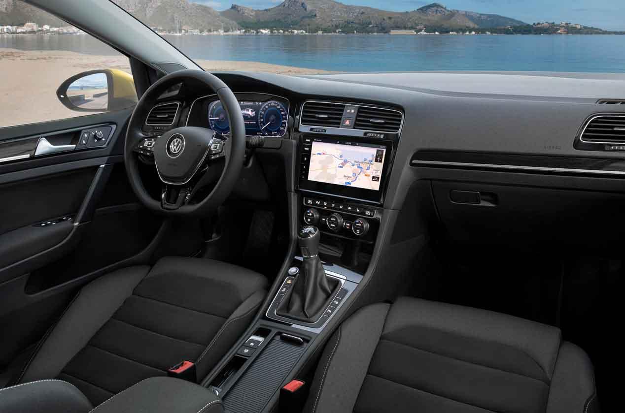 Así es el nuevo VW Golf 1.5 TSi