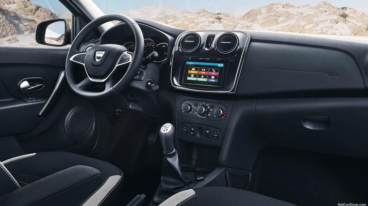 Dacia Logan MCV Stepway: imagen SUV para el Dacia Logan familiar