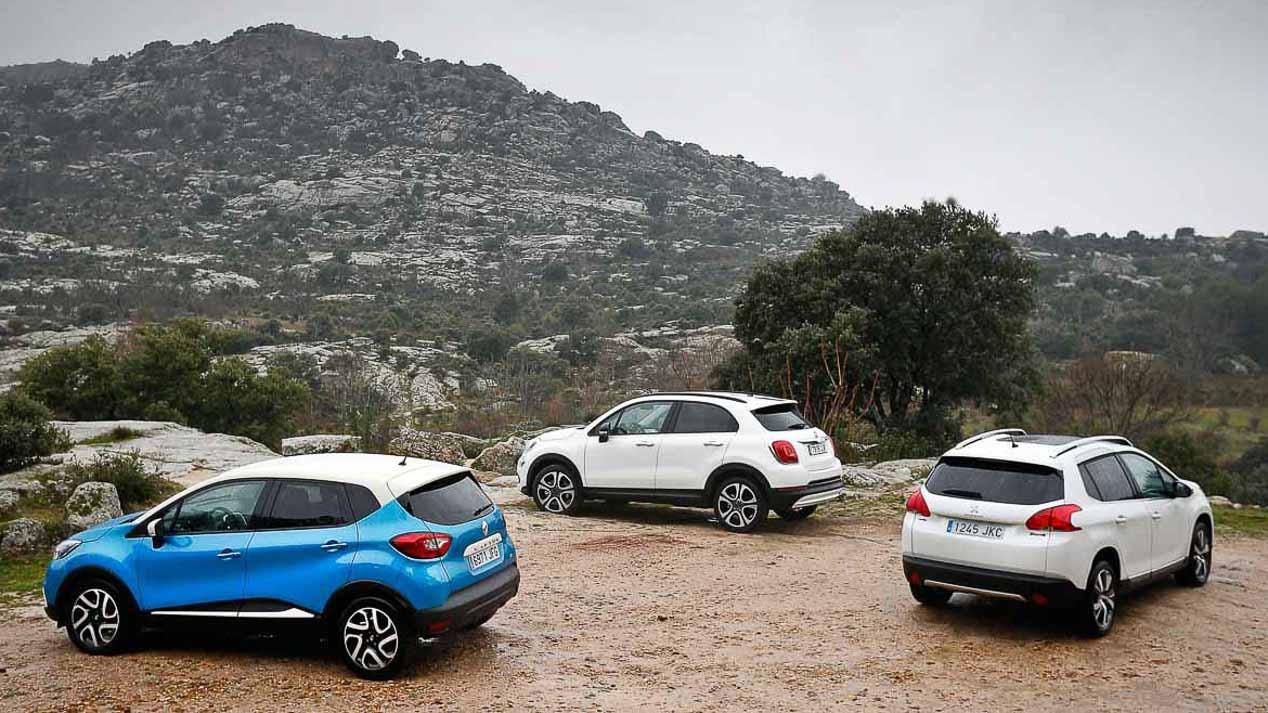 Los coches y los SUV líderes de ventas en España (abril)