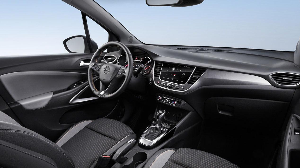 Opel Crossland X, ya se está fabricando