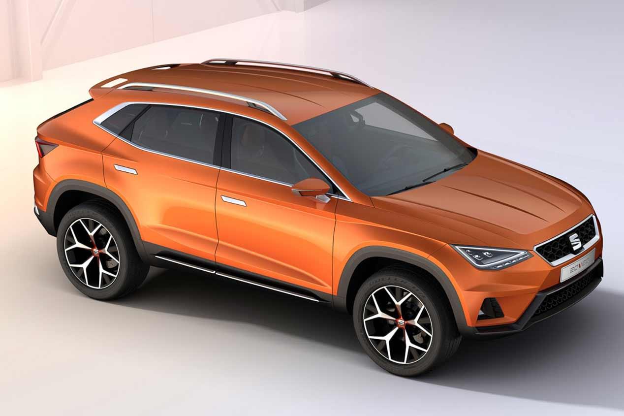 Seat Álora: ¿el nombre del nuevo SUV de 7 plazas?
