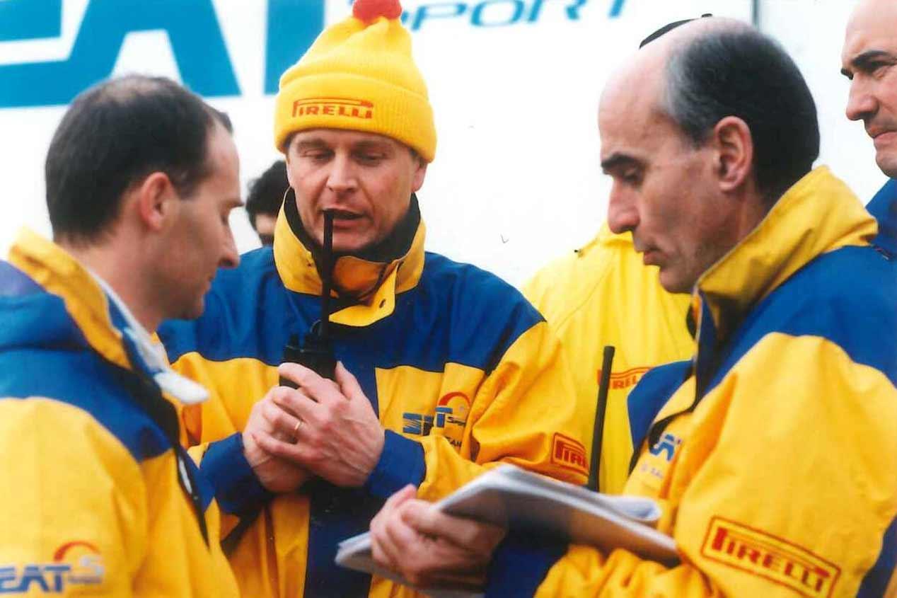 Vincenç Aguilera, el Director del Circuit de Cataluña, en fotos