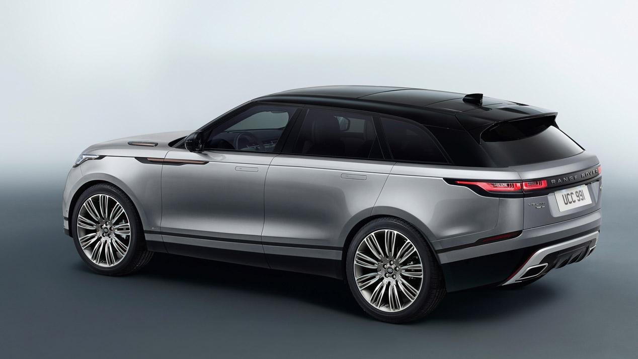 Range Rover Velar: el nuevo SUV tendrá variante deportiva