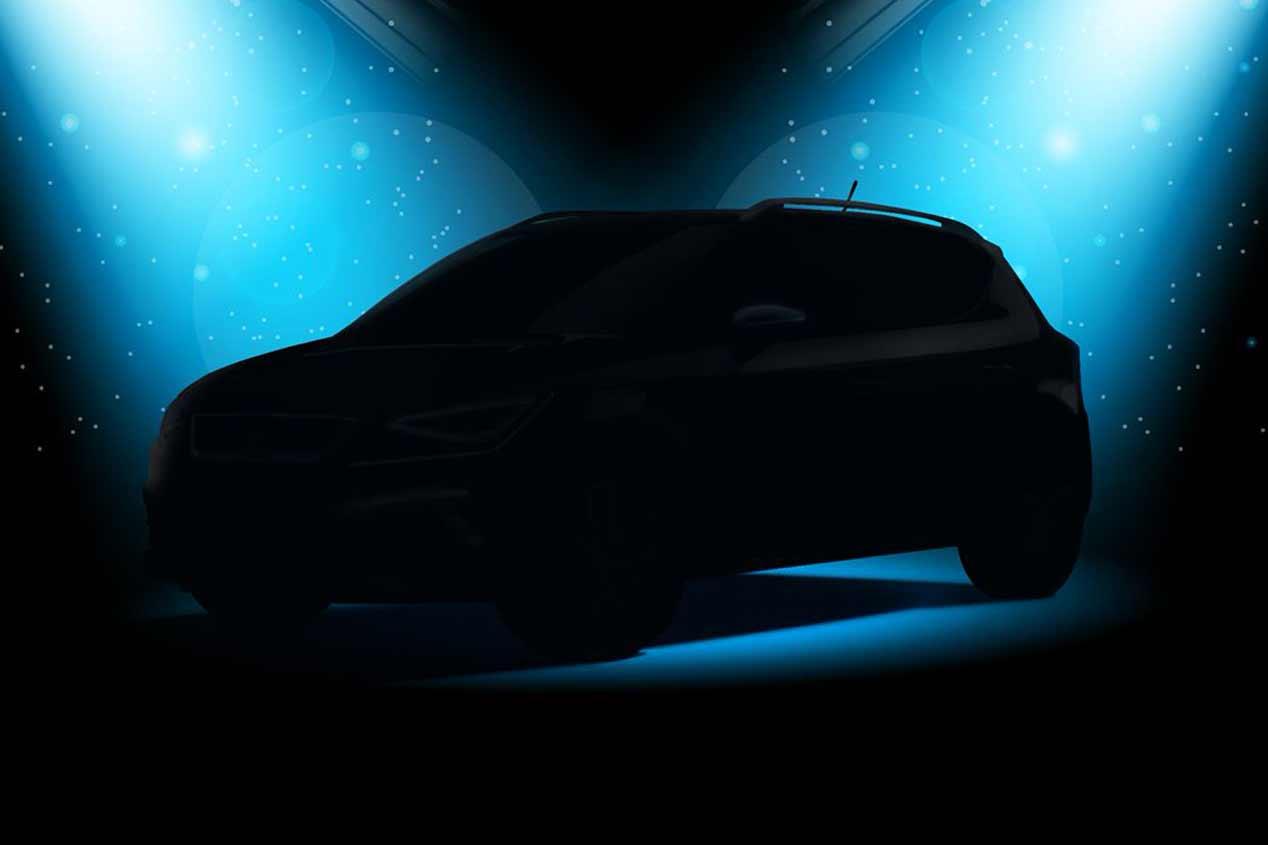 Seat Arona: nuevas imágenes del Ibiza SUV