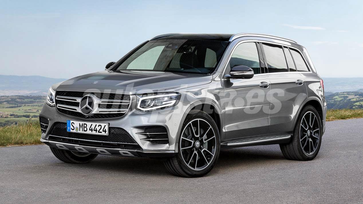 Mercedes Glb Preis >> Los 8 nuevos coches y SUV compactos que estrenará Mercedes | Novedades | Autopista.es