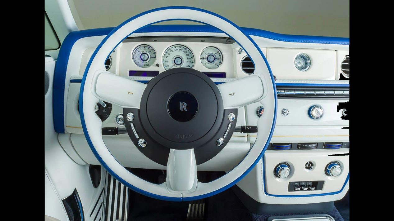 Rolls rinde tributo a los Emiratos Árabes