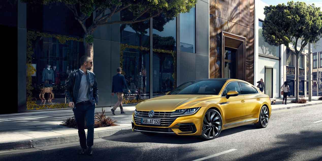 Los coches nuevos y SUV de VW en 2017, en fotos
