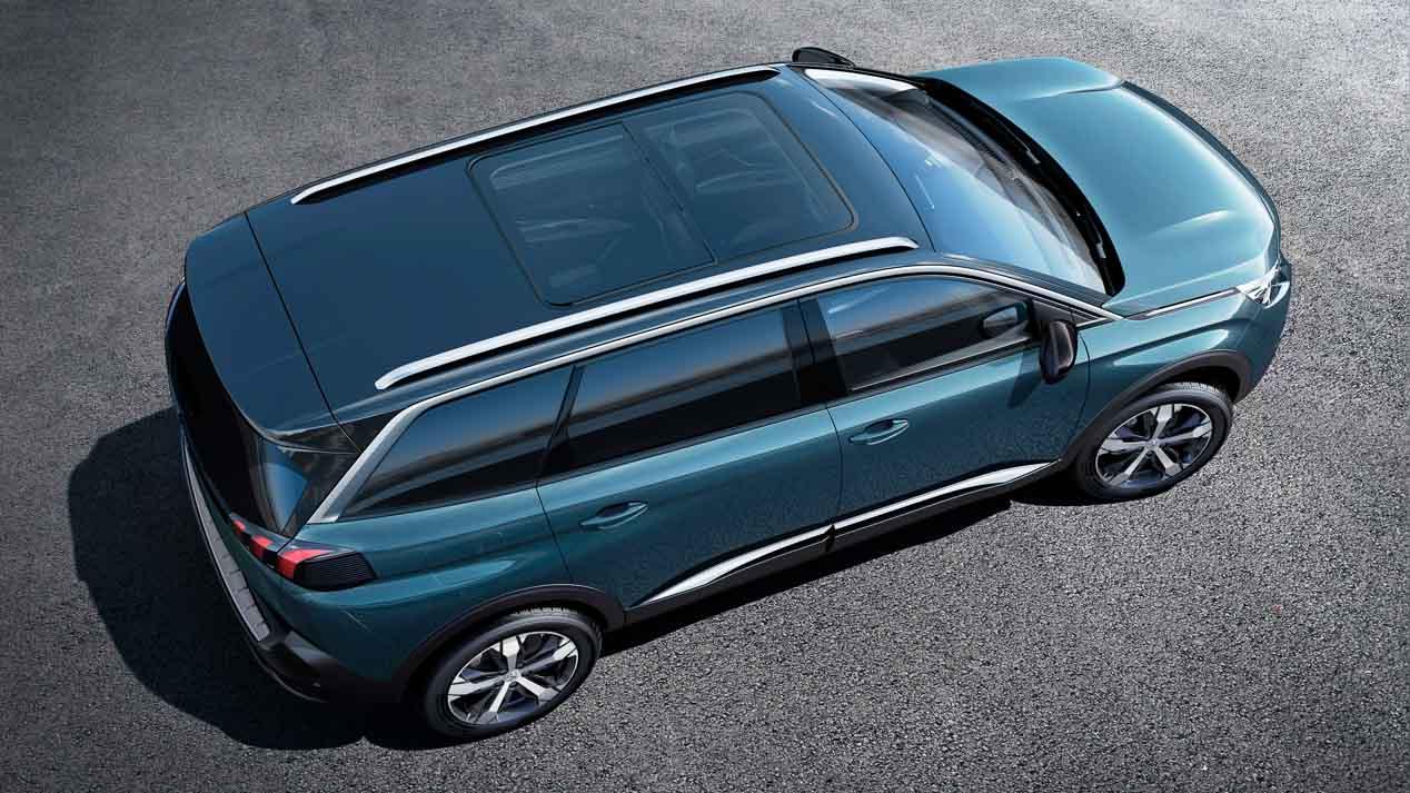 Peugeot 5008 SUV Trophy: ¡pruébalo con nosotros!