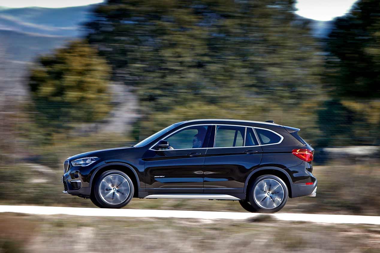 BMW X1 vs Mini Countryman: los probamos y enfrentamos