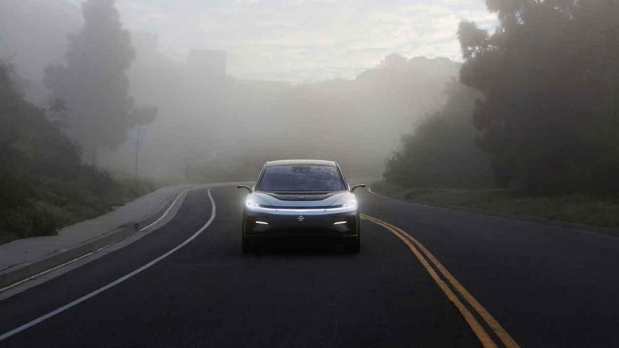 Faraday Future FF 91: así es este sorprendente SUV eléctrico