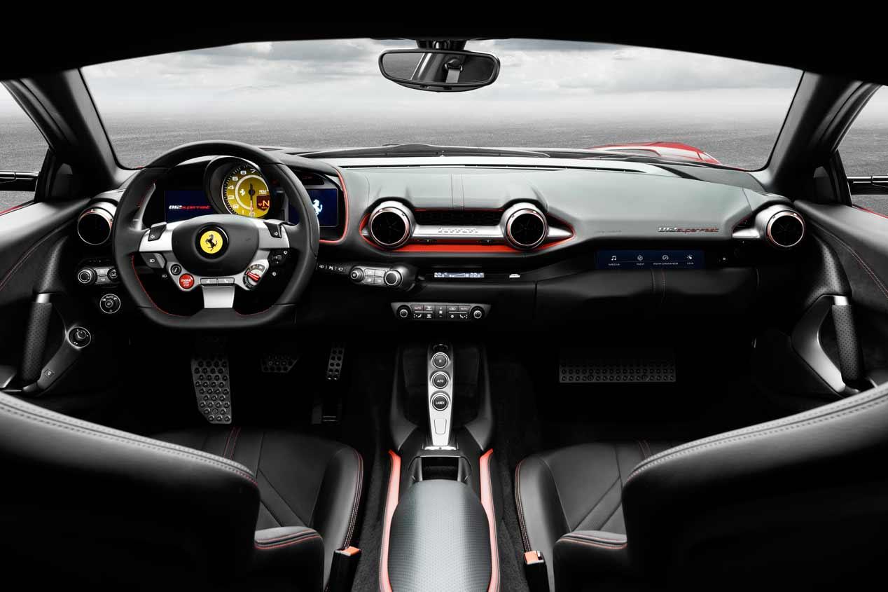 Ferrari 812 Superfast: ya a la venta la nueva joya deportiva