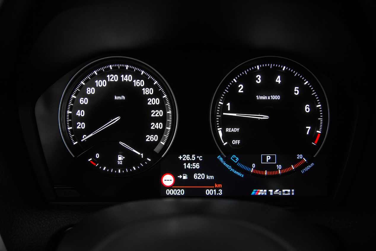 BMW Serie 1 2017: el compacto de BMW se actualiza