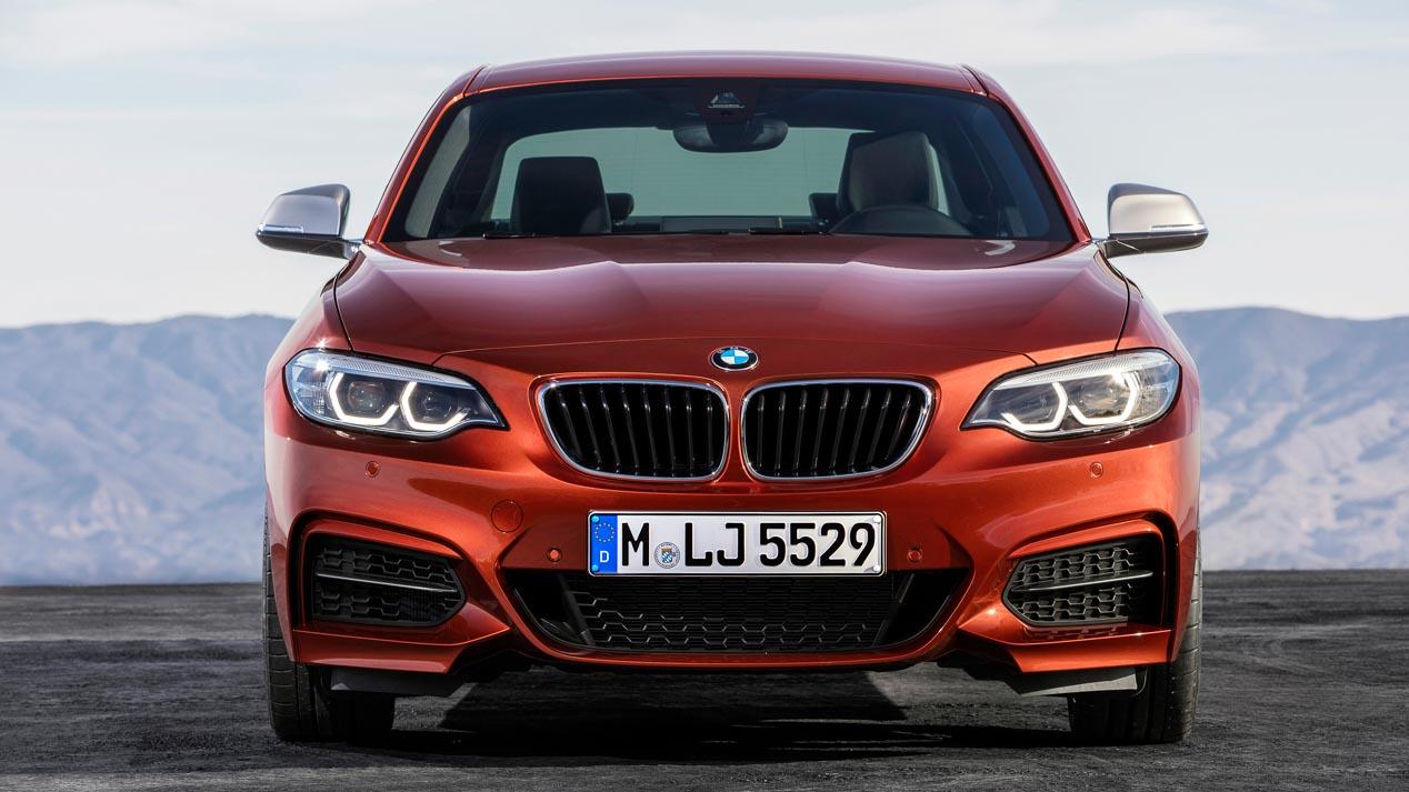 Los BMW Serie 2 Coupe y Cabrio renuevan imagen y equipamiento