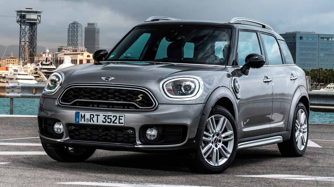Mini Countryman Plug-in Hybrid, más datos y fotos