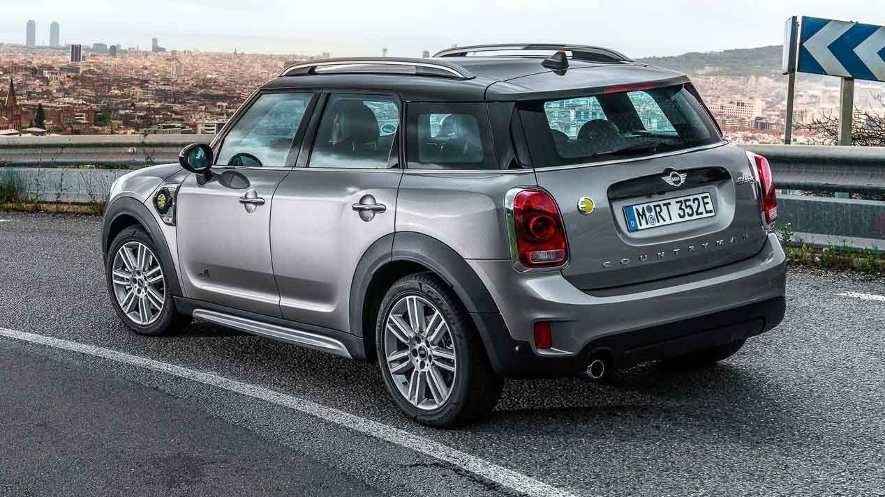 Mini Countryman Plug-in Hybrid -o Mini Cooper S E Countryman ALL4-