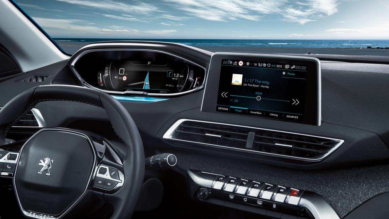 Peugeot SUV Trophy 2017: ¡ven a probar el 5008!